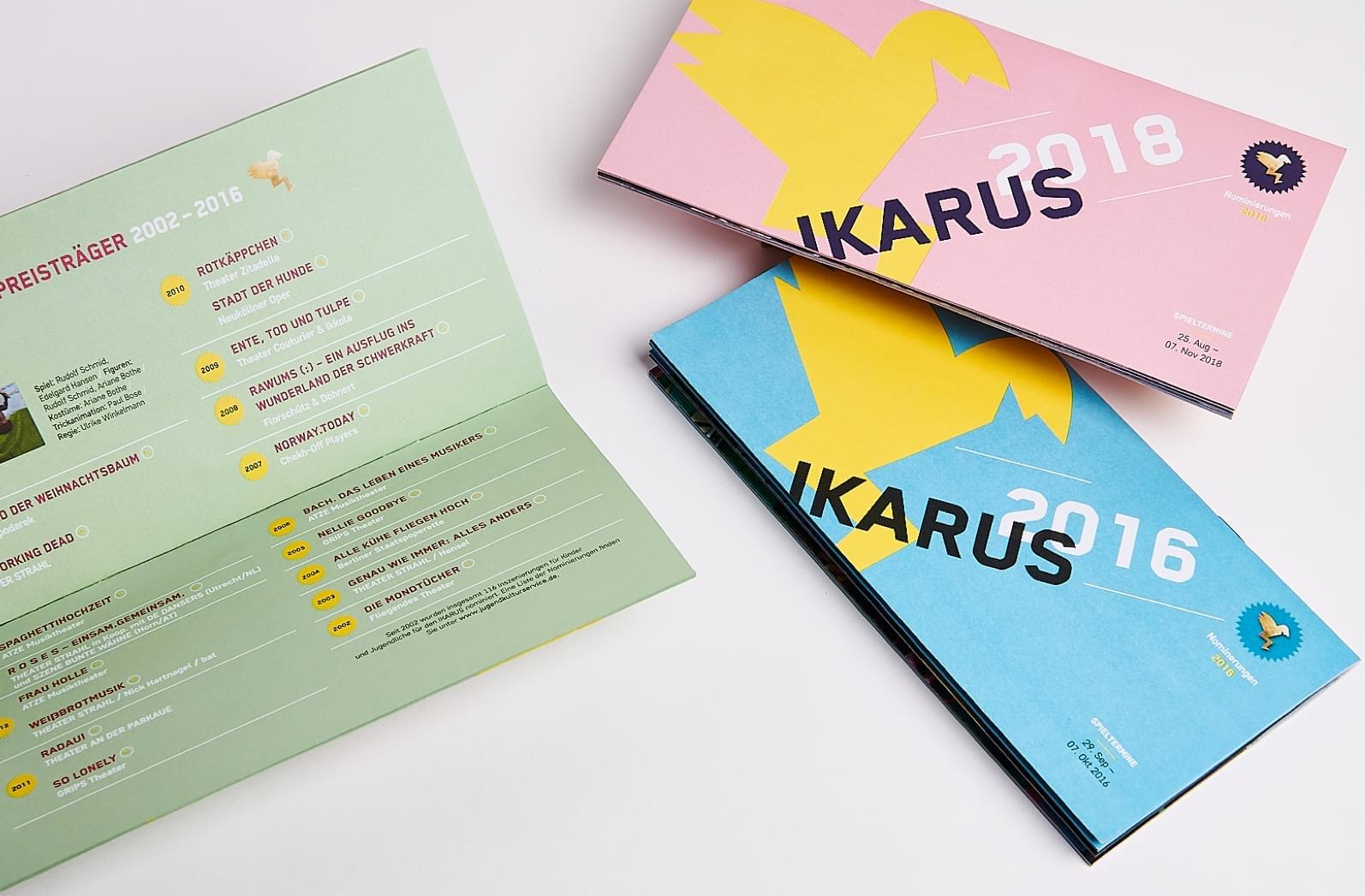 IKARUS – Preis für Berliner Kinder- und Jugendtheater